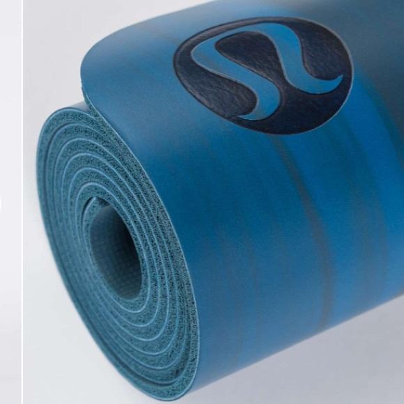 74142b5949 lululemon athletica Other | Lululemon 5mm Yoga Mat Reversible | Poshmark